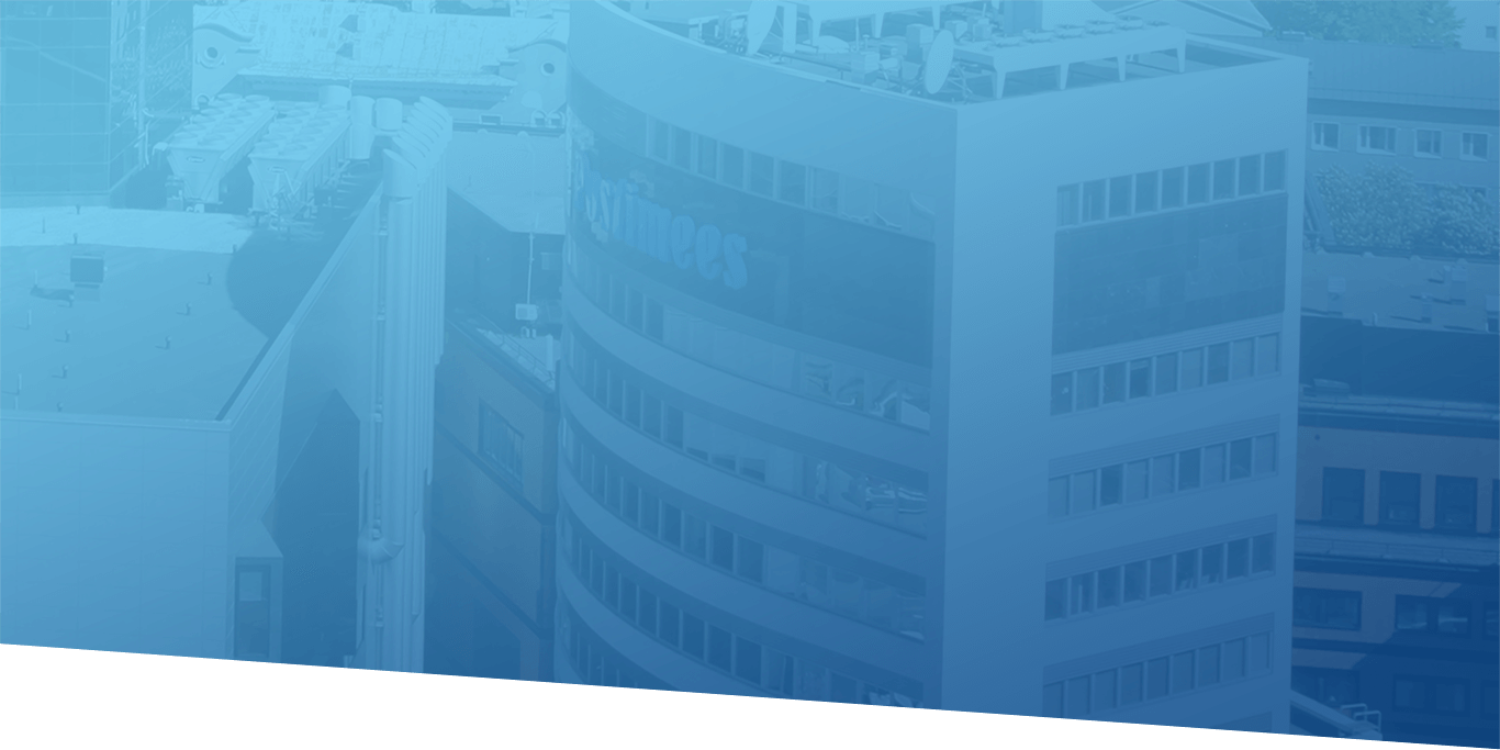 Postimees Grupp is the largest media group in the Baltics
